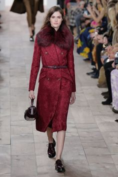 Pin for Later: The 12 Fashion Trends You'll Be Wearing This Fall  Michael Kors Fall 2015