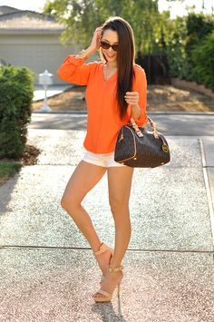 All About Fashion Trend » The Best Summer Casual Looks
