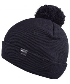 4292d3c273f00 Winter Beanie with Cute Pom Pom for Men Women Soft Bobble Hat Knit Skull  Caps Black C31885SX7I7