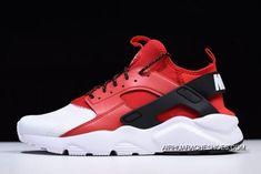 cdd74d403fbe2 Nike Air Huarache Run Ultra White Red-Black 847568-106 Latest