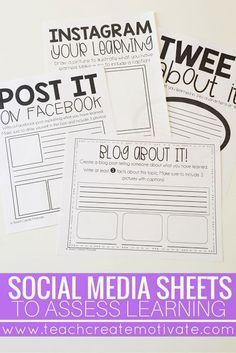Using Social Media t
