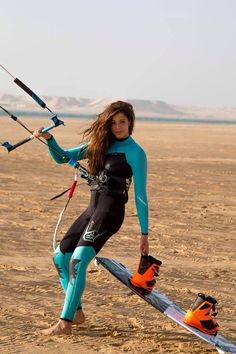 #Kitesurf girl Make sure to check out http://www.talic.com for the best kitesurfing storage rack