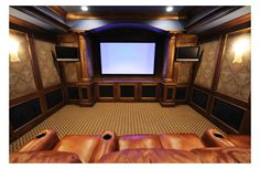 Building Home Theater Comfort, Lighting, Seating, and Sound | by ...