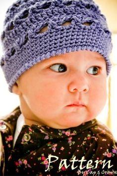 Baby Chic Spring Beanie Hat