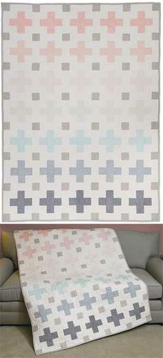 HARRISON CROSSING QUILT
