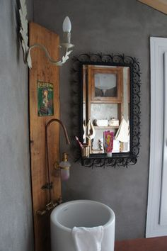 French Provence in İstanbul - eclectic - bathroom - other metro - Orkun Indere Interiors