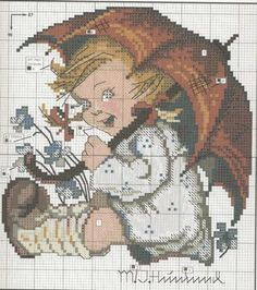 Girls Cross Stitch