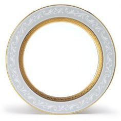 Amazon.com: Noritake Crestwood Gold Accent Plate, 9-inches: Kitchen & Dining