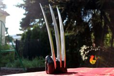 Csináld Magad - Farkas / Logan karmok - SZMK - DIY - MARVEL Wolverine Claws