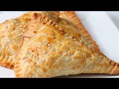Cheeseburger Hand Pies - YouTube