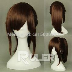 FREE P&P>>>>>45cmX Long Attack on Titan Sasha Blouse Brown Anime Cosplay wig COS     #http://www.jennisonbeautysupply.com/    http://www.jennisonbeautysupply.com/products/free-pp45cmx-long-attack-on-titan-sasha-blouse-brown-anime-cosplay-wig-cos/,       Specification:   * The cap size is adjustable and no pins or tape should be required. It should be fit on most people. All you should need to do is adjust the hooks inside the cap to the correct size to suit your head.   * The item is Easy…