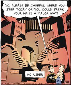 Brevity Comic Strip, May 16, 2016     on GoComics.com