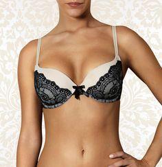 Bezszwowy, usztywniany biustonosz - Amaryllis | Seamless push up - Amaryllis 149,90PLN #biustonosz#bezszwowy #koronka#romantyczny#bra #push_up#seamless#lace #romantic#sexy#lingerie #Intimate#britney_spears