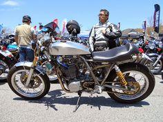 Cafe Racer - YAMAHA SR500/SR400