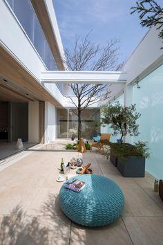 Trendy Ideas For Home Garden Modern Dreams Bungalows, Modern House Design, Home Design, Walk In Closet Design, Closet Designs, Office Designs, Villa, Outdoor Living, Outdoor Decor