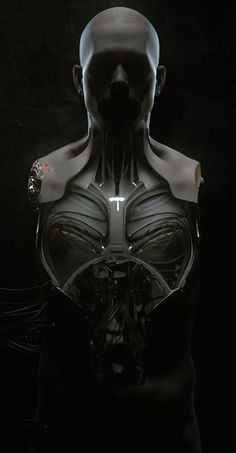 Alien: Covenant Concept Art Reveals Michael Fassbender's Robo-Skeleton