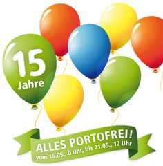 15 Jahre Weltbild.ch - Alles portofrei! Fictional Characters, Porto, 15 Anos, Action, Games, Clock, Fantasy Characters