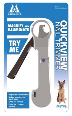 Millers Forge Qiuckview Nail Trimmers for Size Dogs *** Read more at the image link. (This is an Amazon affiliate link)