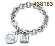 Tiffany & Co Bracelet outlet 138183 Tiffany jewelry [Tiffany jewelry 513] - $28.99 : Cuteststuff.com is a great site for cutest stuff Cheap