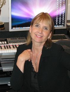 Lolita Ritmanis (Marvel's Avengers Assemble, Batman and DC animated series) #Hollywomen #Composers