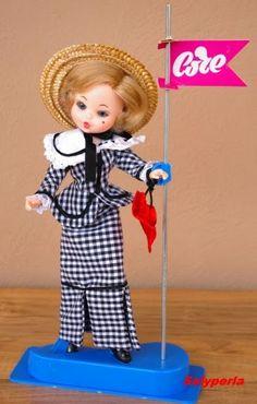 Las muñecas de Salyperla: b.b.