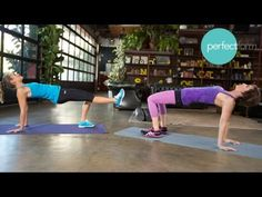 Favorite Exercise Moves With Anna Renderer | Perfect Form With Ashley Borden
