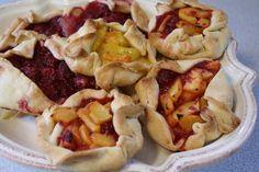 Sweet Little Smoothie: Fresh Fruit 'Tartlets'