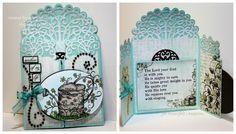 Heartfelt Gatefold Card