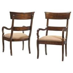 Smithsonian Legacy Arm Chair I (Set of 2)