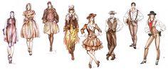 old west Fashion 8 by Callista1981.deviantart.com on @deviantART
