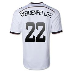 Html, Adidas, Sports, Tops, World Cup 2014, Germany, Men, Sleeve, White People