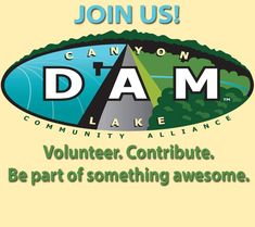The goal of the Dam Community Alliance is to partner with and raise funds towards the modifications necessary to get the Canyon Dam Service Road reopened for community access. We have are partnered with the Comal Trails Alliance as a 501c3 organization to help us raise the funds in a tax-deductible manner. Canyon Lake, Tax Deductions, Raise Funds, Goal, Texas, Community, Organization, Getting Organized, Organisation