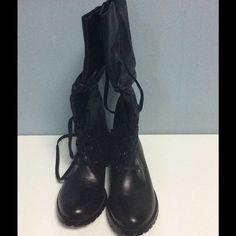 Rudsak boots Black. Leather. Rudsak Shoes
