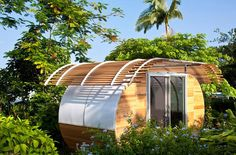 Casa modular sustentável