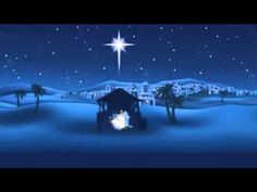Cantique De Noel and O Holy Night sung by Placido Domingo with lyrics. The Christmas Song, Christmas Jesus, Christian Christmas, Christmas Scenes, Christmas Nativity, Christmas And New Year, Christmas Cards, Merry Christmas, Christmas Star