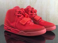 sports shoes 6da8f 6a33d Nike Mens Air Yeezy 2