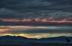Sunset. USFWS Bear River Migratory Bird Refuge, Utah. Photo: Jennifer Bunker