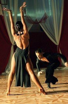baile de salón latino