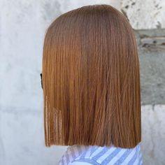 Bob Haircuts For Women, Long Bob Haircuts, Long Bob Hairstyles, Bob Style Haircuts, New Haircuts, Short Length Haircuts, Medium Hair Cuts, Bob Hair Cuts, Medium Bobs