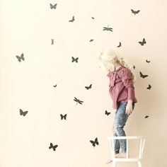 Wall stickers: adesivi e decorazioni murali - Lovethesign
