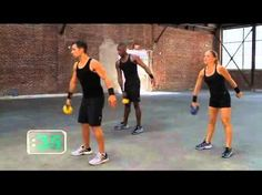 Kettlebell Fast Results Workout For Women   Follow Along Routine - YouTube