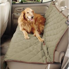 Car Seats for Dogs - For Large and Small Dogs