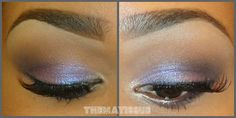 That is a great eyebrow... And great make up and lashes! Time for an eyebrow reshape!