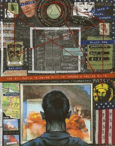 Comment une oeuvre d'art remettant en cause le 11-Septembre finit sa course au Musée de Ground Zéro » IlFattoQuotidiano.fr