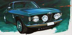 Alfa Romeo GIULIA GTR