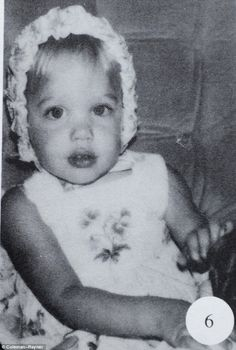 Angelina Jolie started acting from the young age of 7 years old. But, she didn't start really auditioning until she was a teenager in high school - without much success at first. Celebrities Then And Now, Young Celebrities, Brad Pitt And Angelina Jolie, Childhood Photos, Cinema, Adolescents, A Star Is Born, Jolie Photo, Celebrity Babies