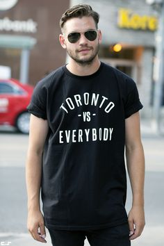 Dress to express, not to impress — csmartfx:   Toronto -vs- Everybody. Queen West at...