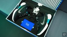 Nike designers on self-lacing shoes and the future of footwear - http://www.sogotechnews.com/2017/01/06/nike-designers-on-self-lacing-shoes-and-the-future-of-footwear/?utm_source=Pinterest&utm_medium=autoshare&utm_campaign=SOGO+Tech+News