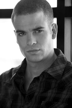 Mark Salling. I should watch Glee more just for this.