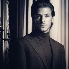 Gaspard ulliel- something about this French guy  Hot